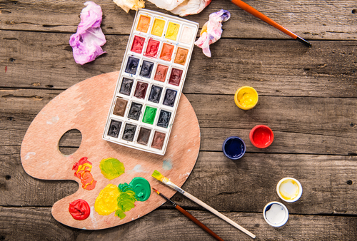 How to Get in Touch With Your Inner Artist in Exton near ASHBRIDGE